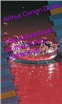 Cover The Adventure of the Dying Detective