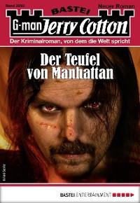 Cover Jerry Cotton 3292 - Krimi-Serie