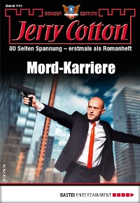 Cover Jerry Cotton Sonder-Edition 114 - Krimi-Serie