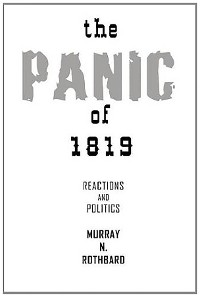 Cover The Panic of 1819