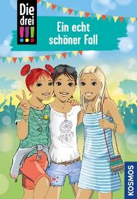Cover Die drei !!!, 80, Ein echt schöner Fall (drei Ausrufezeichen)
