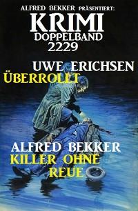 Cover Krimi Doppelband 2229