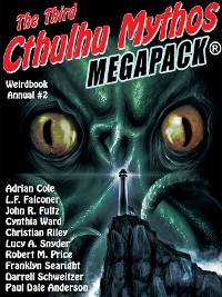 Cover Weirdbook Annual #2: The Third Cthulhu Mythos MEGAPACK