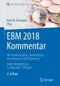 Cover EBM 2018 Kommentar
