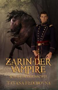 Cover Zarin der Vampire. Schatten der Nächte