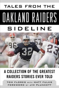 Cover Tales from the Oakland Raiders Sideline