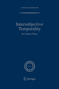 Cover Intersubjective Temporality