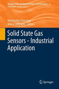 Cover Solid State Gas Sensors - Industrial Application