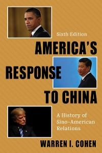 Cover America's Response to China