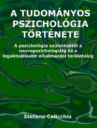 Cover A tudományos pszichológia története