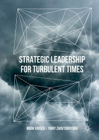 Cover Strategic Leadership for Turbulent Times