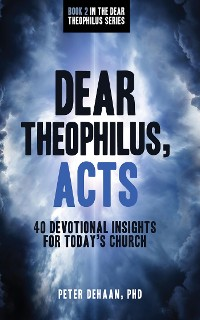 Cover Dear Theophilus, Acts