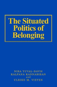 Cover The Situated Politics of Belonging