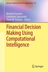 Cover Financial Decision Making Using Computational Intelligence