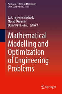 Cover Mathematical Modelling and Optimization of Engineering Problems