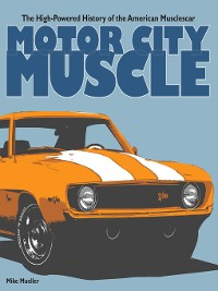 Cover Motor City Muscle