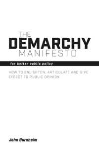 Cover Demarchy Manifesto