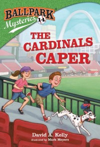 Cover Ballpark Mysteries #14: The Cardinals Caper
