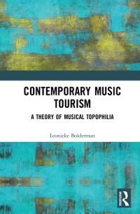 Cover Contemporary Music Tourism