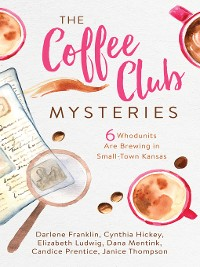 Cover The Coffee Club Mysteries