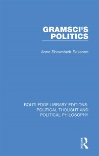Cover Gramsci's Politics