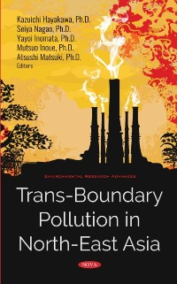 Cover Trans-Boundary Pollution in North-East Asia