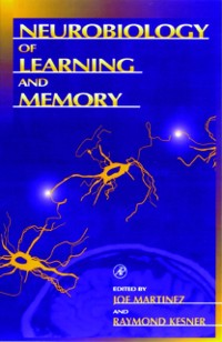 Cover Neurobiology of Learning and Memory