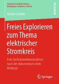 Cover Freies Explorieren zum Thema elektrischer Stromkreis