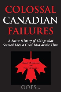 Cover Colossal Canadian Failures