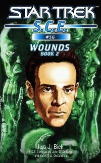Cover Star Trek: Wounds, Book 2