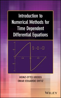 Cover Introduction to Numerical Methods for Time Dependent Differential Equations