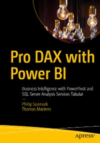 Cover Pro DAX with Power BI