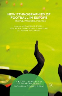 Cover New Ethnographies of Football in Europe