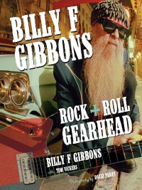 Cover Billy F Gibbons