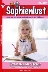 Cover Sophienlust 269 – Liebesroman
