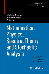 Cover Mathematical Physics, Spectral Theory and Stochastic Analysis