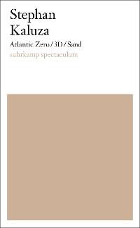 Cover Atlantic Zero/3D/Sand