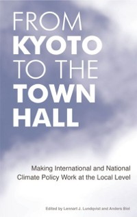 Cover From Kyoto to the Town Hall