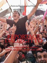 Cover Reportage dall'Egitto.