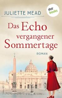 Cover Das Echo vergangener Sommertage