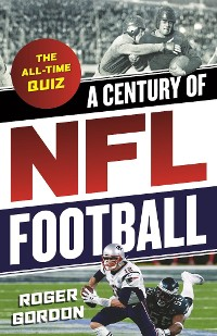 Cover A Century of NFL Football