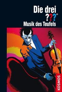 Cover Die drei ??? Musik des Teufels (drei Fragezeichen)