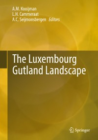 Cover The Luxembourg Gutland Landscape