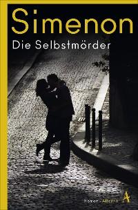 Cover Die Selbstmörder