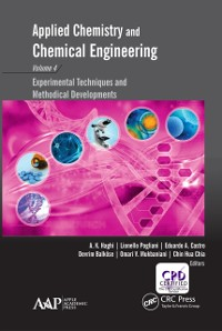 Cover Applied Chemistry and Chemical Engineering, Volume 4
