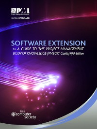 Cover Software Extension to the PMBOK® Guide