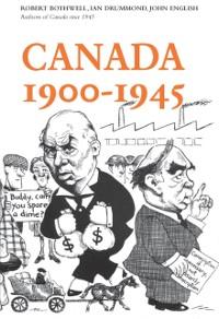 Cover Canada 1900-1945