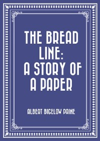 Cover Bread Line: A Story of a Paper