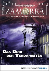 Cover Professor Zamorra 1152 - Horror-Serie