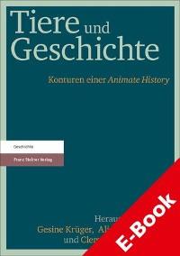 Cover Tiere und Geschichte